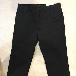 NWT Ann Taylor The Cotton Crop pants